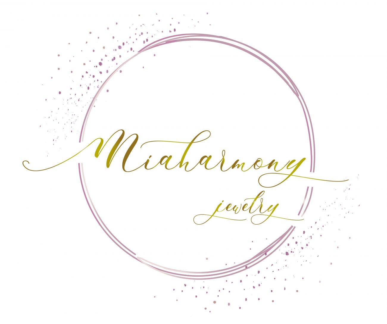Miaharmony Ásvány Ékszerek Arculat és Logó tervezés