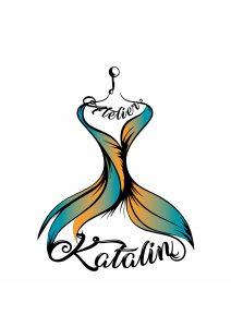 logo tervezes Katalin Atelier Kufstein