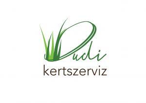 Logo tervezés - Dudi kertszerviz Balatonbereny