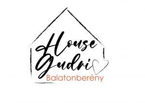 Logo tervezes House Gudri Balatonbereny