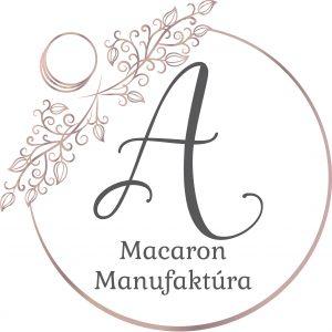 Logo tervezés - Anita Macaron Manufaktura